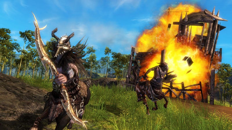 Guild Wars 2 Does Away With Flawed Quest Systems
