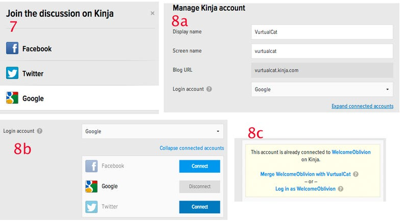 How to create your own Kinja Group Blog