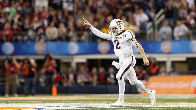 """Mike Stoops Thinks Johnny Football Can Win Another Heisman, As Long As He Avoids """"Jail"""" And Twitter"""