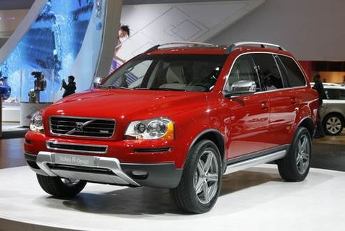 Volvo To Supplant V8s With Diesel Electric Hybrids By 2012
