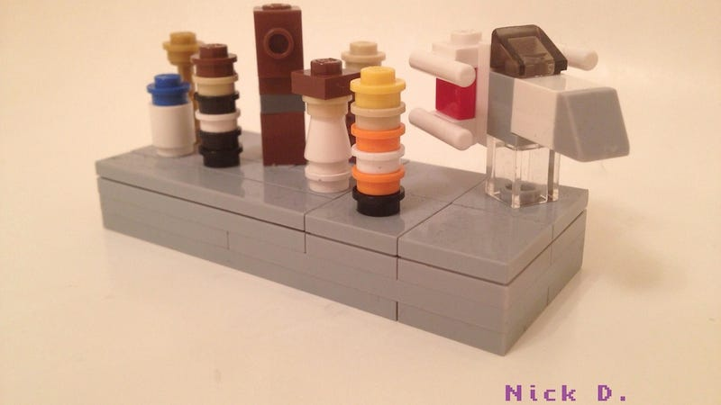 Can You Guess the Movies That These Lego Models Are Recreating?