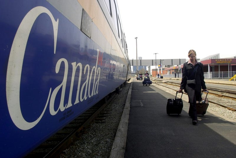 Canadian Cops Say They Foiled Terror Plot to Derail Passenger Train