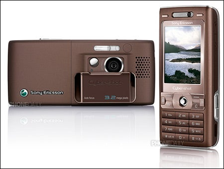 Sony Ericsson K800i Available Soon In Brown