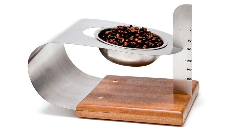 An Analog Kitchen Scale That Could Double As a Catapult