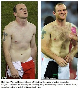 How Manscaping Cost England The World Cup