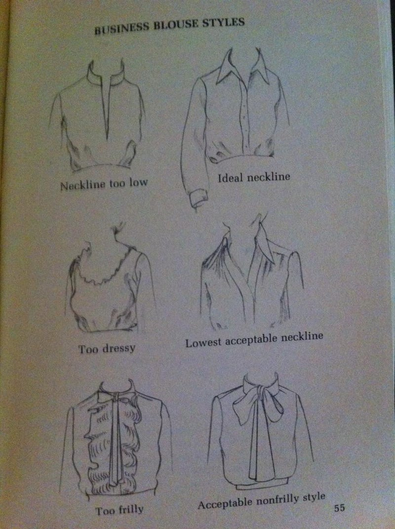 What You'll Learn From a Woman's Dress for Success Book from 1977
