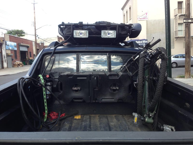 This Honda Ridgeline Is Ready For Zombies
