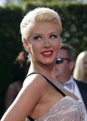Christina Aguilera Is Probably Having A Boy!