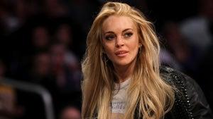 Tsunami-Scared Lindsay Lohan Has Evacuated Herself