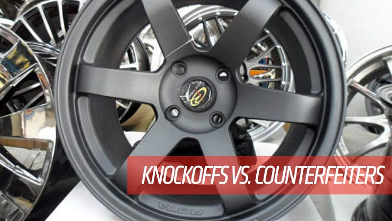 'Knockoff' Wheelmaker Rota Warns Of Knockoff Rota Wheels