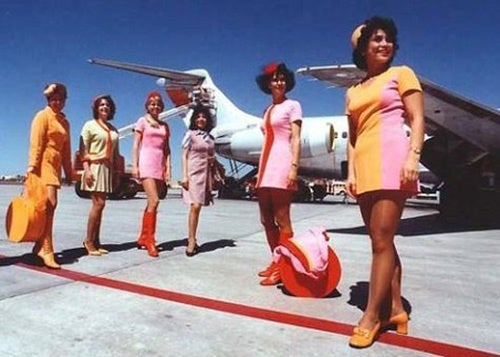 The Golden Age Of Airline Travel: Gallery