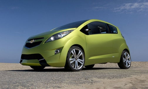 GM Narrows Small Car Production To Three Plants
