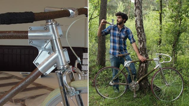 You Can Scavenge the Parts You Need To Build This Modular Bike