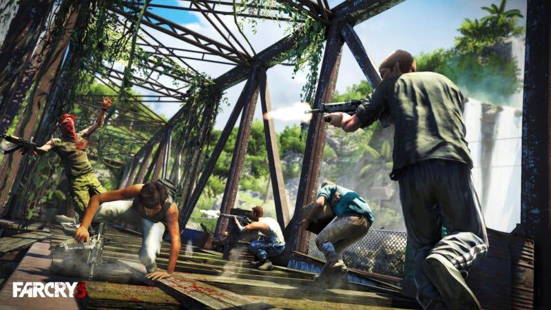 Far Cry 3: Para-Para-Paradise