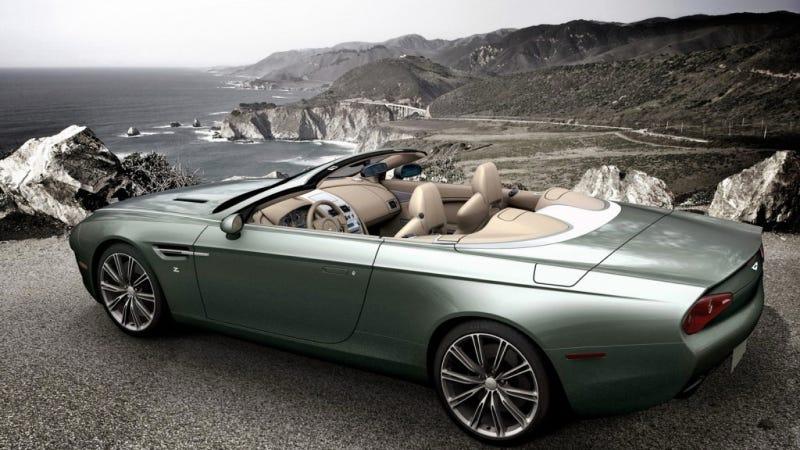 Zagato Makes Two Aston Martins Even More Beautiful