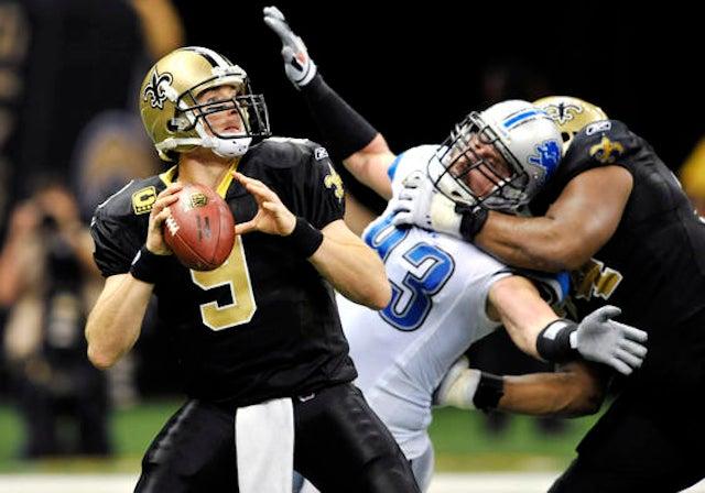NFL Wildcard Weekend Open Thread: Detroit Lions At New Orleans Saints