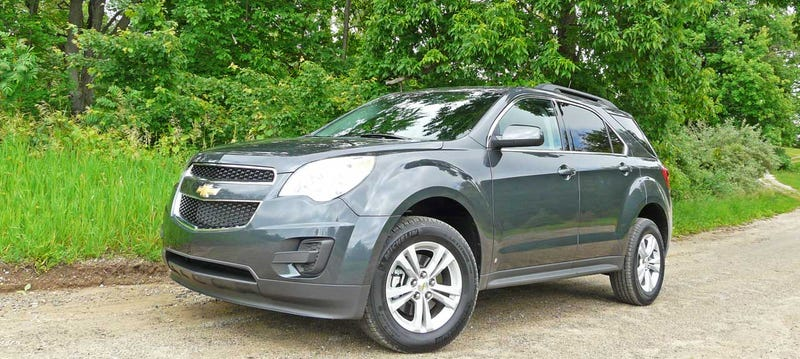 2010 Chevrolet Equinox: First Drive