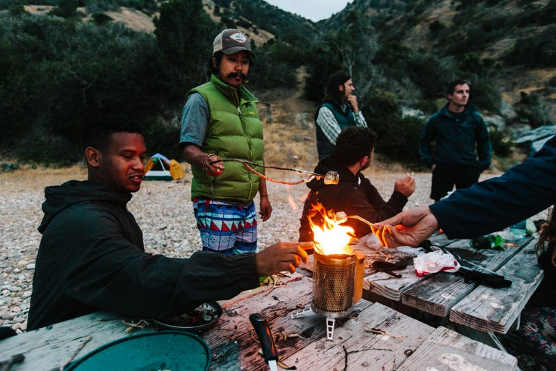 How And Why To Take Your Smartphone Camping