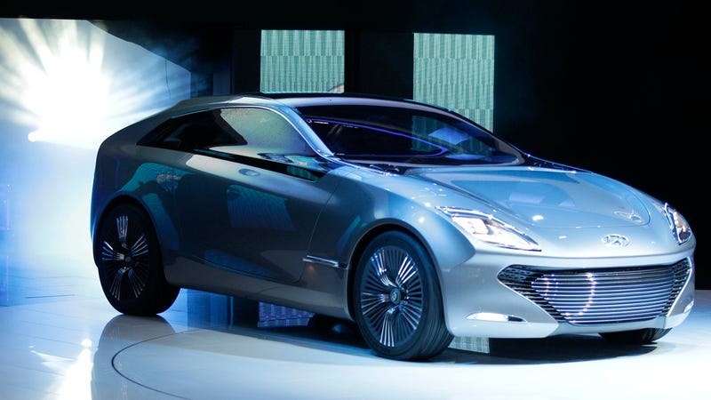 Hyundai Jumps On i-Bandwagon With Hybrid i-oniq