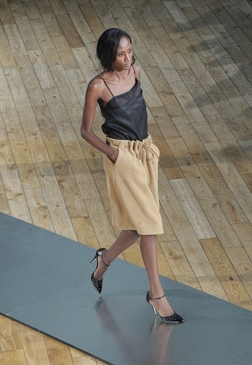 Nicole Farhi's Collection Inspires The Sin Of Covetousness