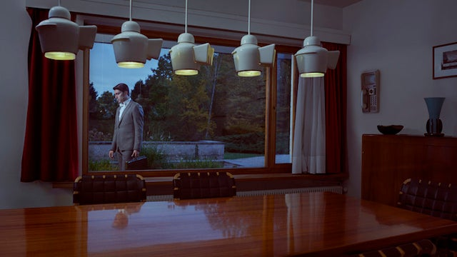 "Retro ""Mad Men""-Style Photo Shoot Shows Off Gorgeous Maison Carré"