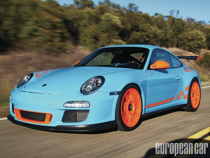 Porsche? Is it THE must own car