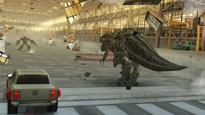 The Official Transformers: Age of Extinction Mobile Game Is Coming