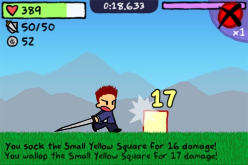 Fastar Is An Action RPG That Makes Killing Squares Super Fun