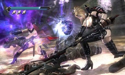 Ninja Gaiden Sigma 2 Gets Sixaxis Jiggle Support
