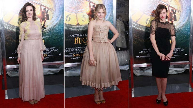 An Understated, Cool Crowd Wore Understated, Cool Clothes To The Hugo Premiere