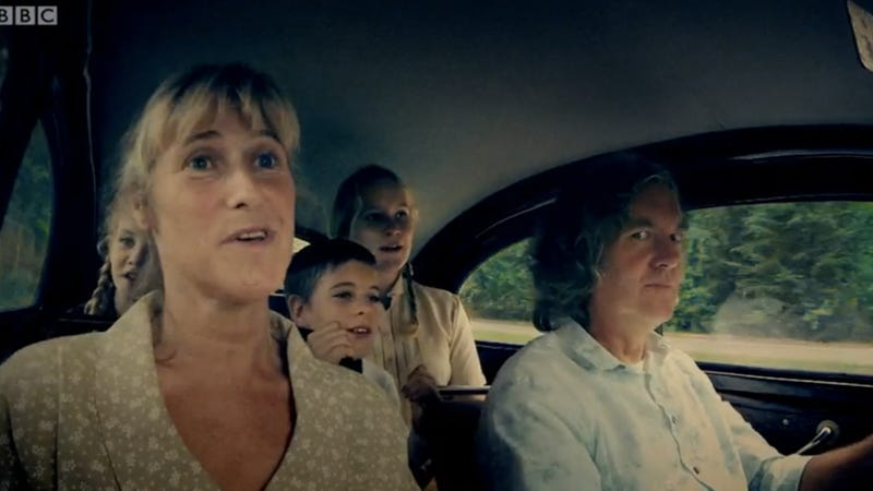 Top Gear's James May's Cars Of The People Video Open Thread