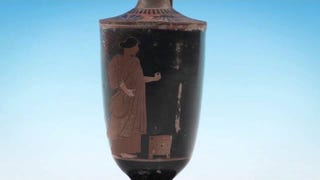 Modern Technology Brings Ancient Greek Vases to Life