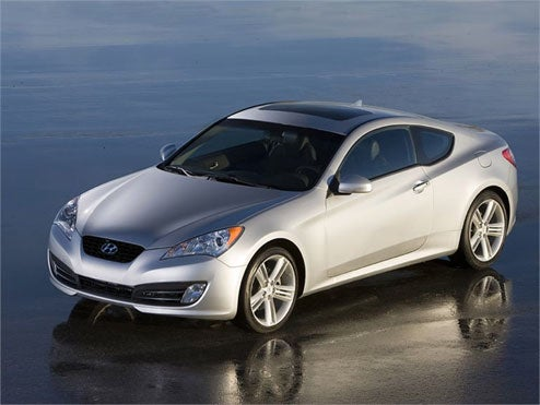 First Drive Of Hyundai Genesis Coupe Published By Car Middle East Magazine