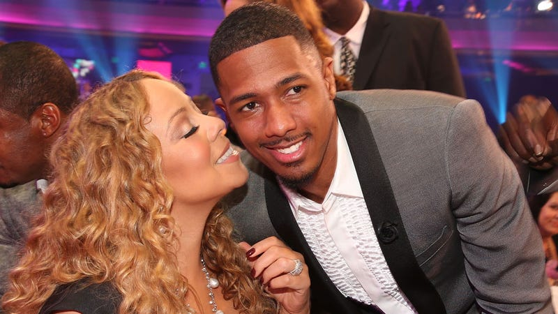 "Nick Cannon Masturbates To His Wife Mariah Carey's Song ""Hero"""