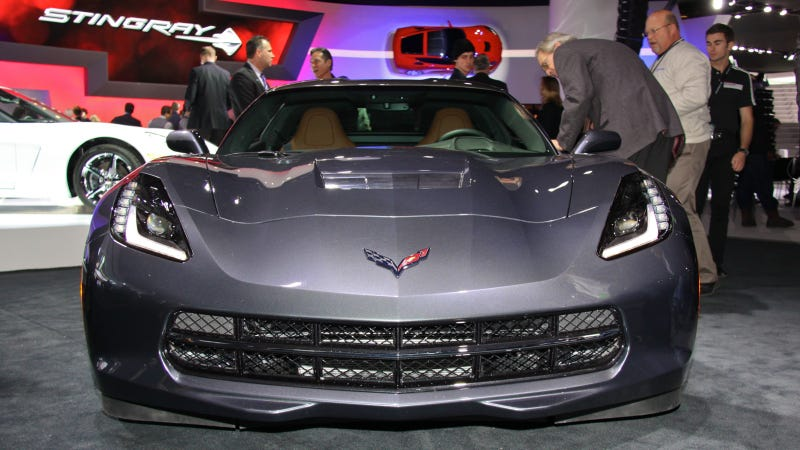 2014 Corvette Stingray: Pure Car Porn