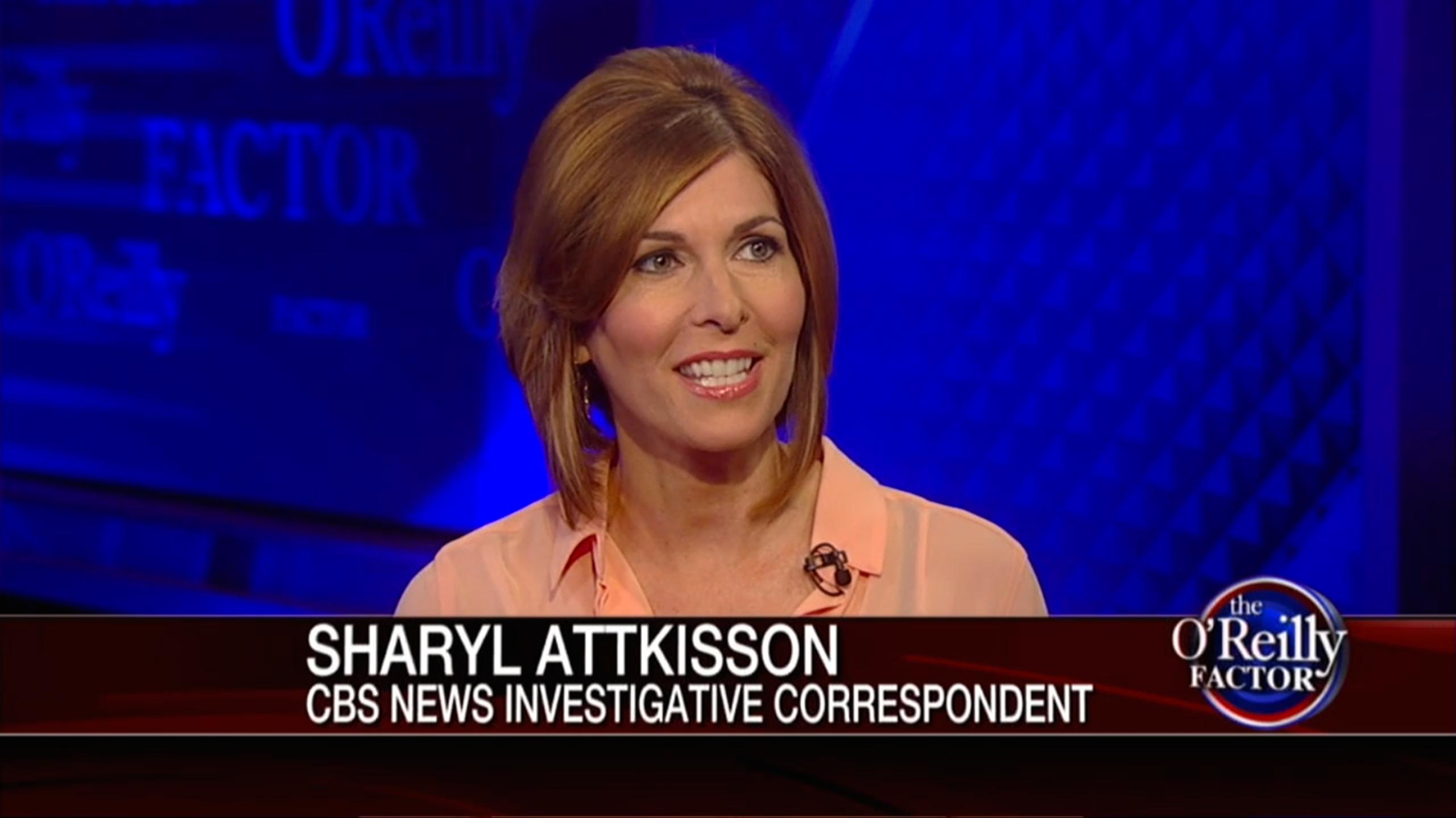 journalism sharyl attkisson resigned