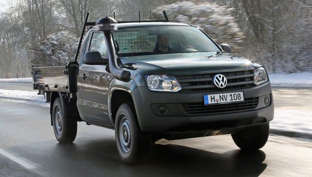 Volkswagen 'Intensively' Considering Trucks And Vans For ...