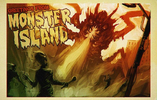 BioShock Creators Had Monster Island On Their Minds
