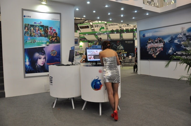 The Sites (and Booth Companions) of China's Biggest Show