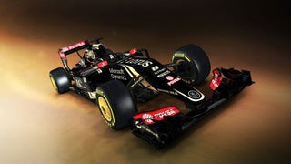 Well, here's the Lotus E23 Hybrid