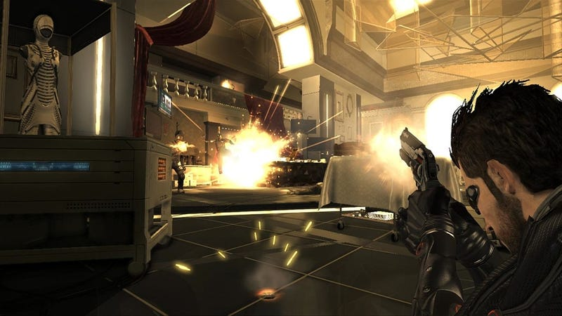 New Deus Ex Delayed, Not Ready For Revolution