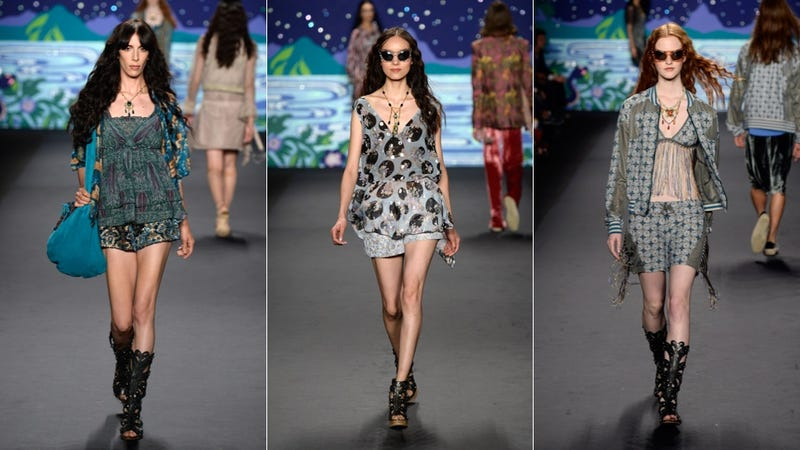 Anna Sui, for the Woodland Nymph Goddess in You