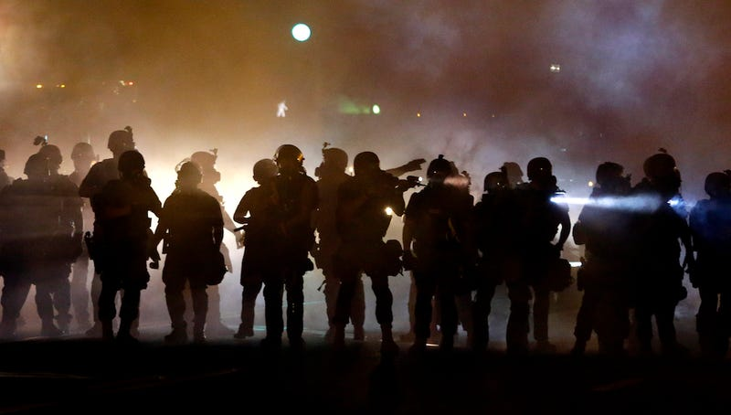 Ferguson Police Sued For $40 Million