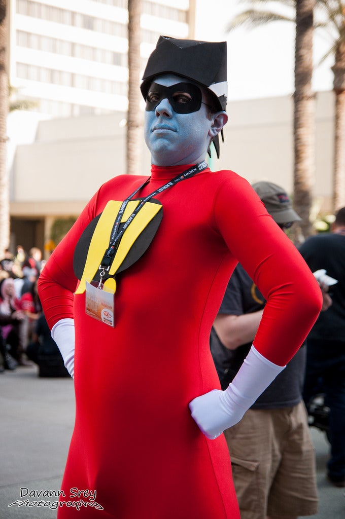 The Most Amazing Cosplay From WonderCon: Day One!