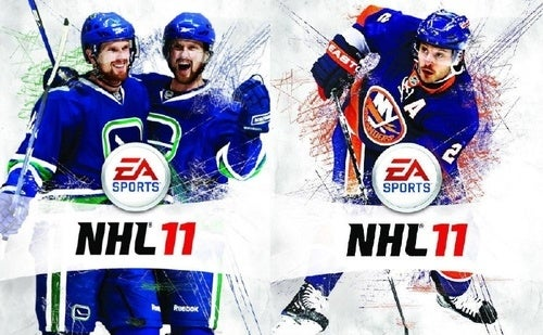 The Swiss and the Swedes Get Their Own NHL 11