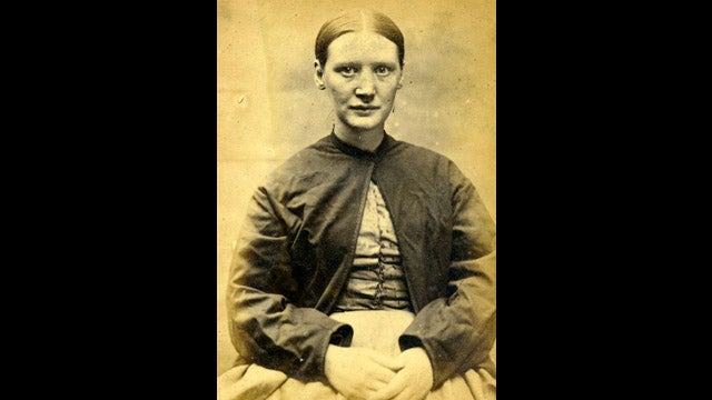 A Rogues Gallery of Lady Criminals from the 1870s