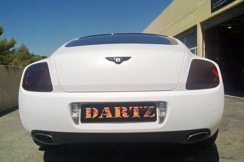 Dartz Bentley Continental GT SS
