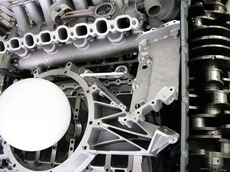 How I Found a Bugatti Veyron Engine On A Budapest Street