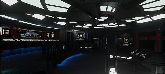 Star Trek for Oculus Rift brings us closer to virtual galactic trips