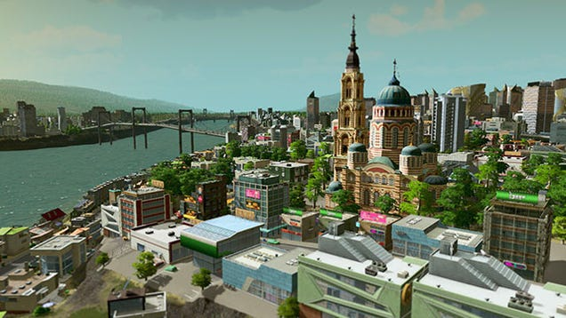 Cities: Skylines: The Kotaku Review